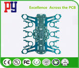 4 Layer FR4 PCB Board 4 MIL 0.2MM PCB Special Shape Halogen Free Impedance Fabrication 1.2mm