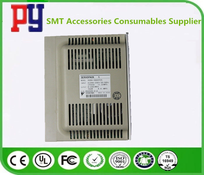 Driver Unit Motor AI Spare Parts N275SGDA-134 SGDA-085ASY25 Servopack For Smt Chip Mounter